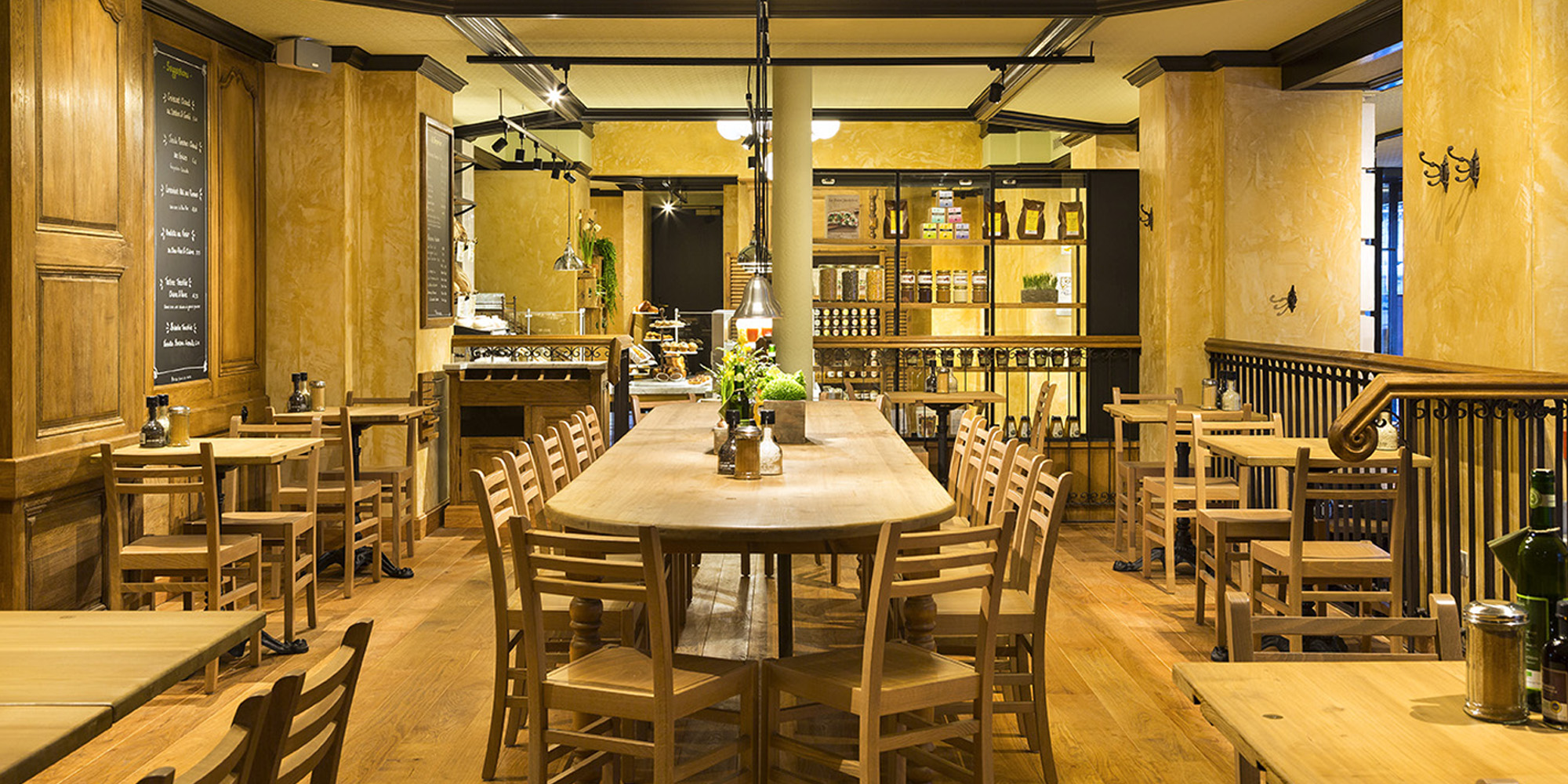 Restaurant Rue St Lazare Pates