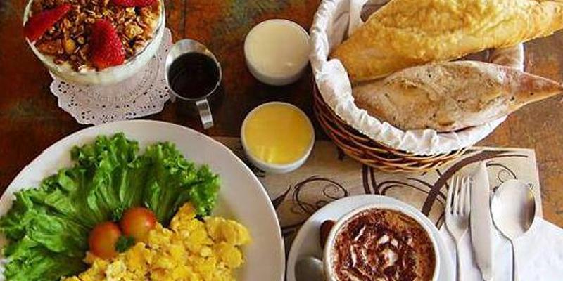 brunch Rio de Janeiro Cafeína brunch