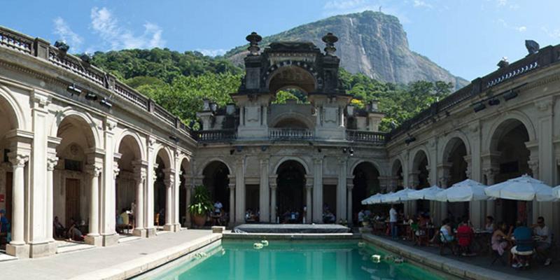 brunch Rio de Janeiro Parque Lage brunch