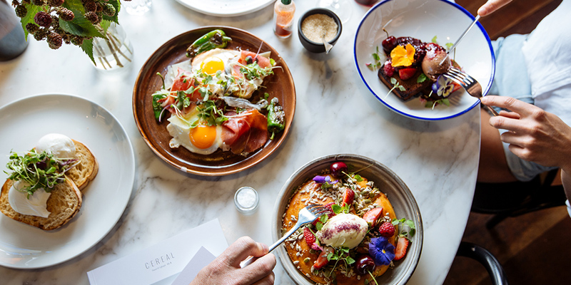 Brunch Top Paddock (3121 Melbourne)