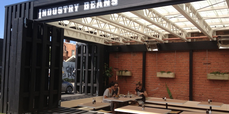 Melbourne Industry Beans brunch