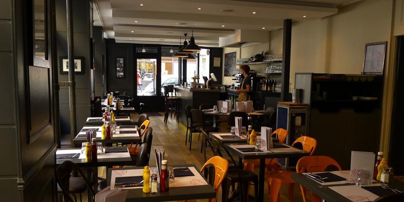 Brooklyn Cafe Paris Batignolles
