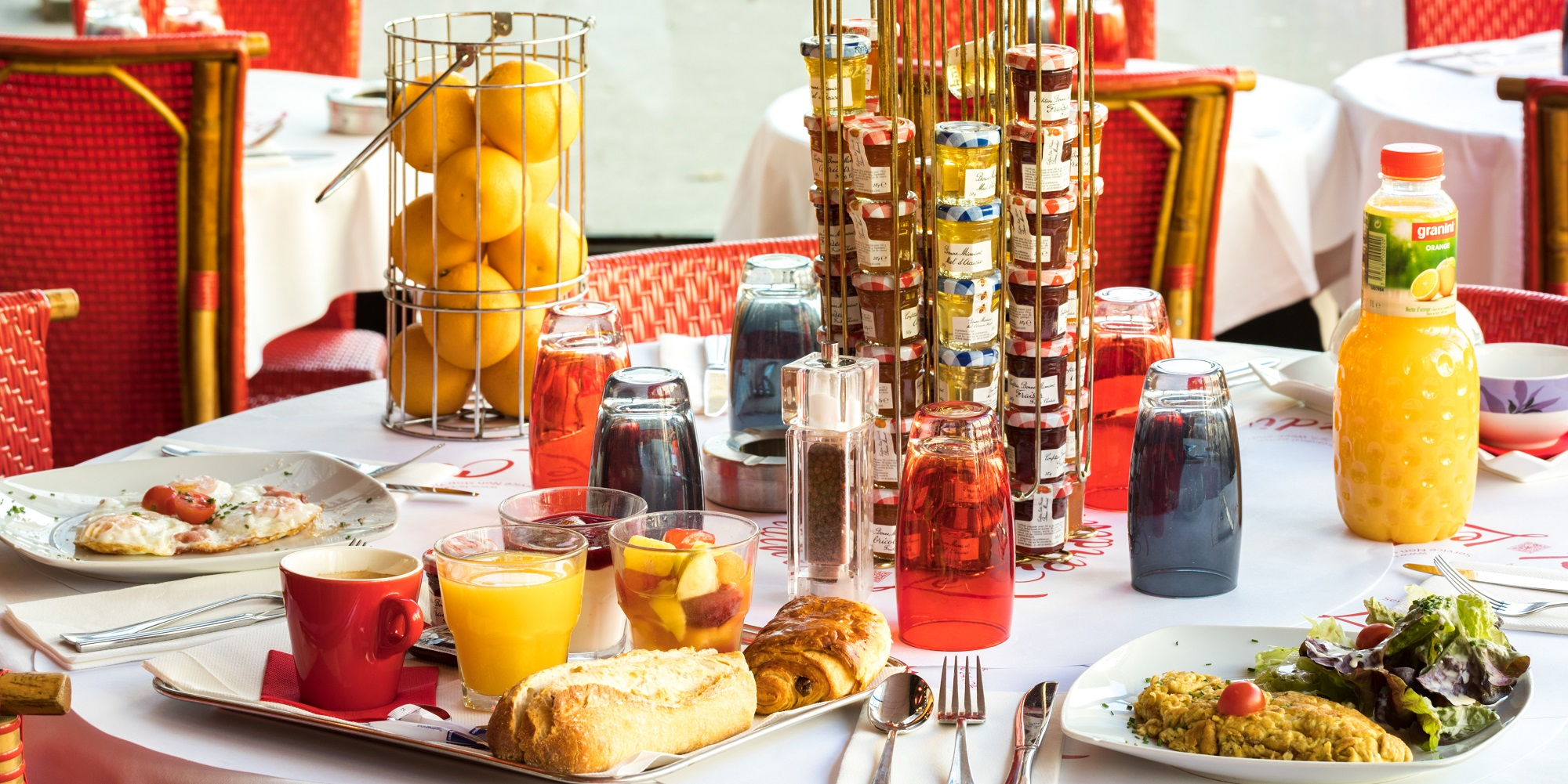 Brunch Le Cardinal (75002 Paris)