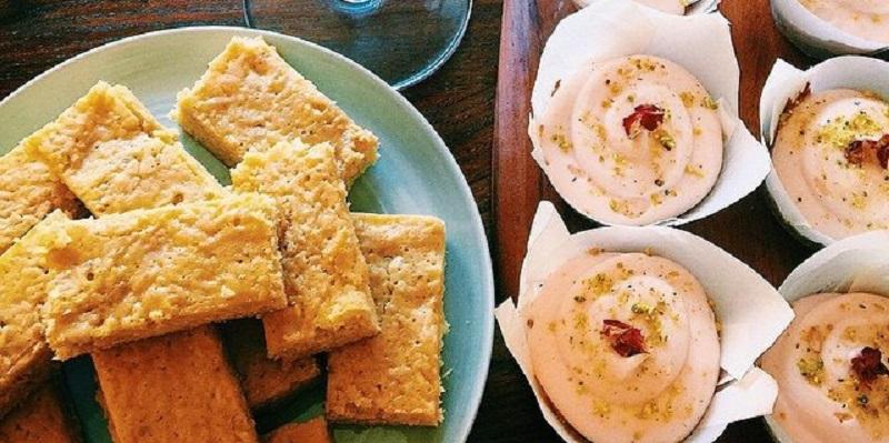 Shouk Cafe brunch