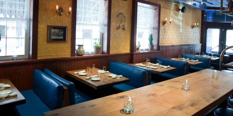 Philadelphia The Good King Tavern brunch