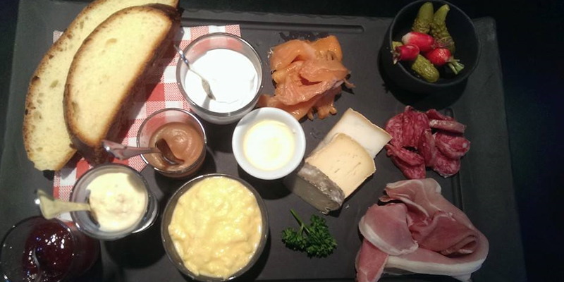 Brunch Le Bistronome Nantais (44000 Nantes)