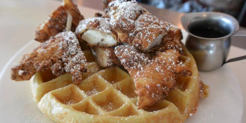 brunch Austin Blue Star Cafe brunch