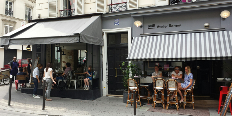 Brunch L'Atelier Ramey (75018 Paris)