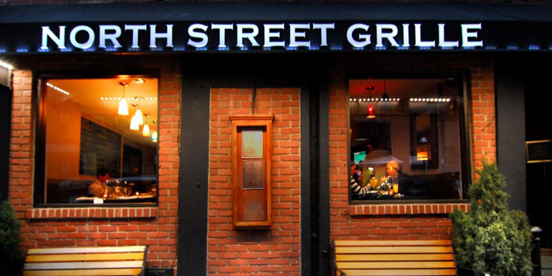 Boston North Street Grille brunch