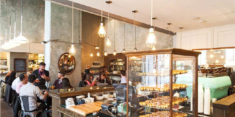 Vancouver Cafe Medina brunch