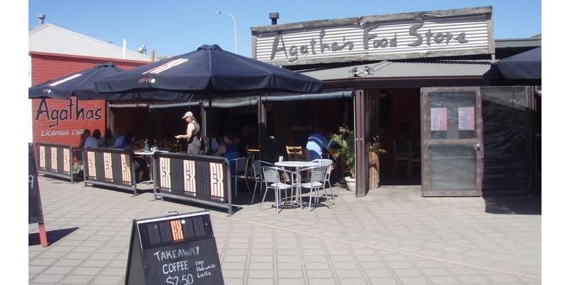 brunch  Agatha's Licensed Cafe brunch