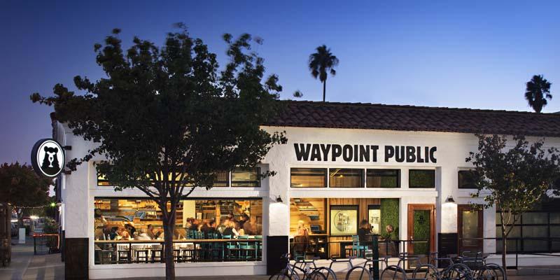 San Diego Waypoint Public brunch