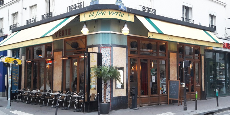 Brunch La Fée Verte (75011 Paris)