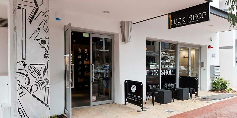 brunch Perth Tuck Shop Cafe brunch