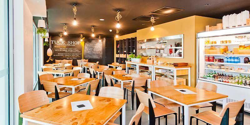 Perth Tuck Shop Cafe brunch