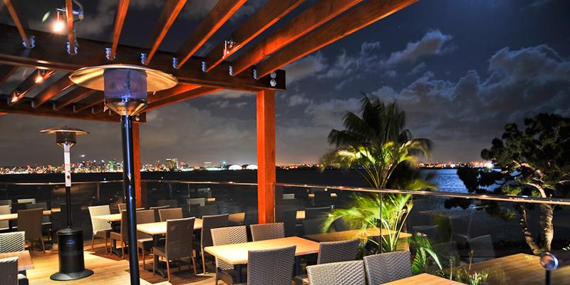 Brunch Bali Hai Restaurant (CA92106 San Diego)