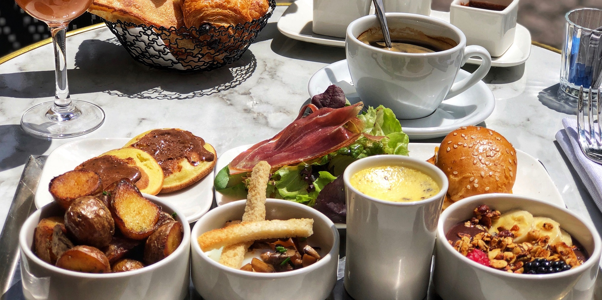 Brunch Café Delmas (75005 Paris 5ème)