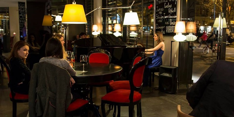 brunch Barcelona Zinc-bar brunch