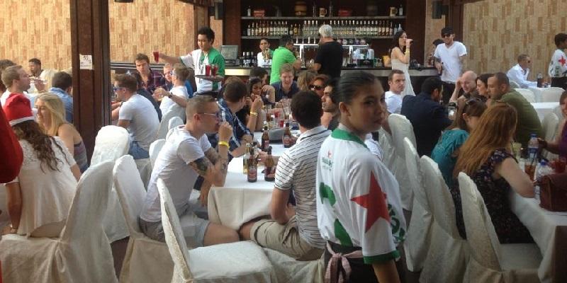 Brunch Double Decker Pub (DU Dubai)