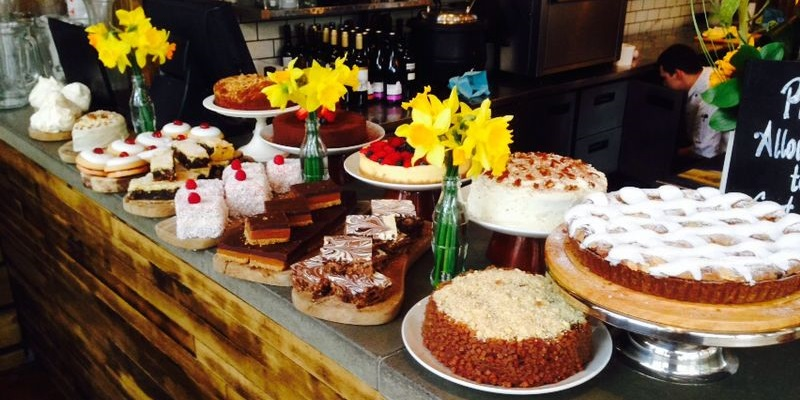 Glasgow Epicures of Hyndland brunch