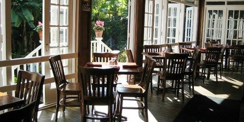 brunch Houston Baba Yega Cafe brunch