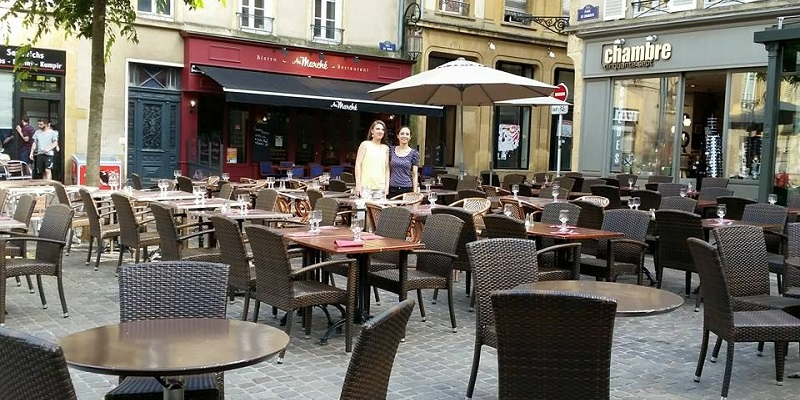 Brunch au march 57000 metz oubruncher - Restaurants place de chambre metz ...