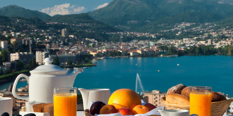 Brunch Suitenhotel Parco Paradiso (CH6900 Lugano)