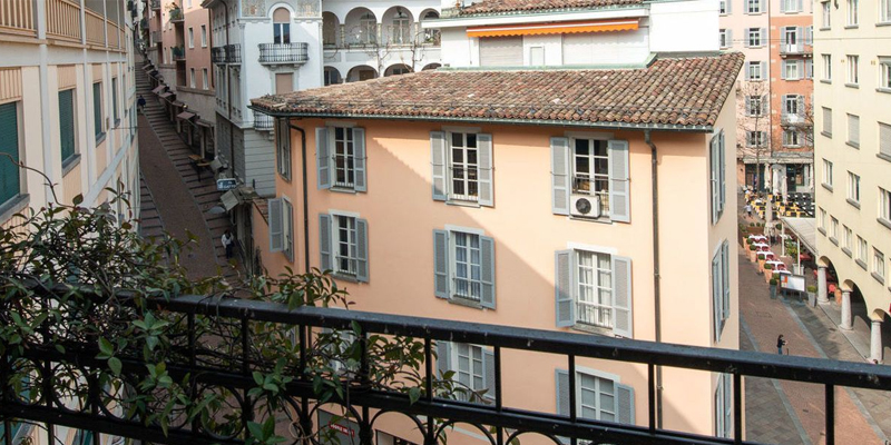 Lugano Hotel Luganodante brunch