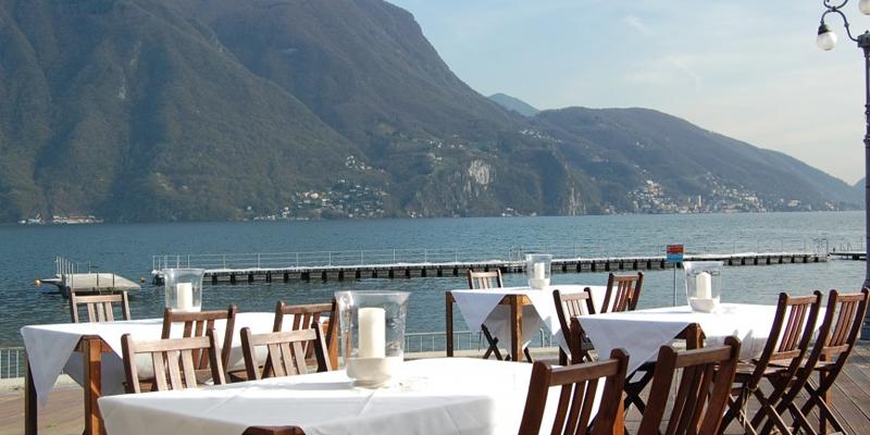 Brunch Al Lido (CH6900 Lugano)