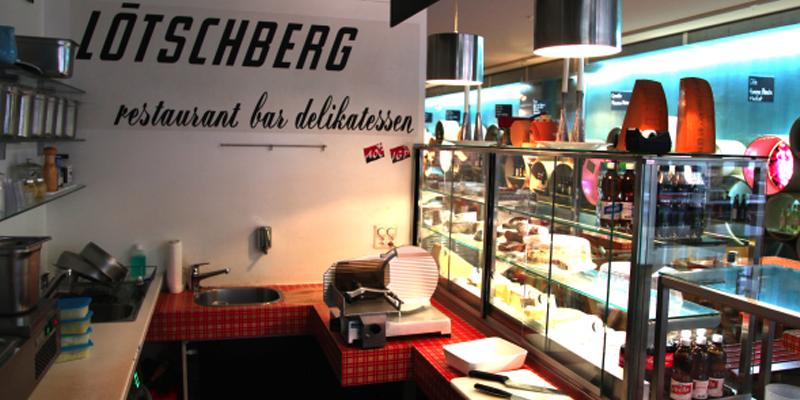 Bern Restaurant Lötschberg brunch