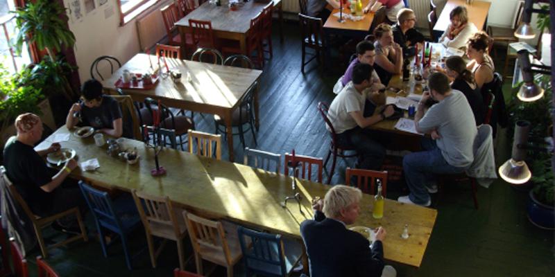 Liverpool Egg Cafe brunch