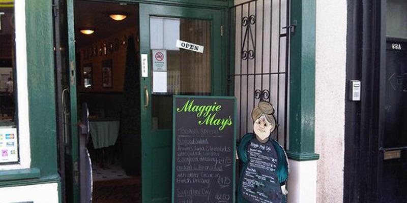 Liverpool Maggie Mays brunch