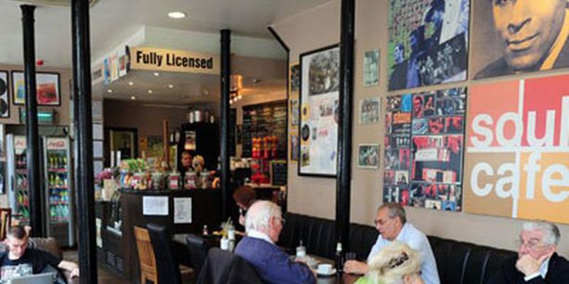 Liverpool Soul Cafe brunch