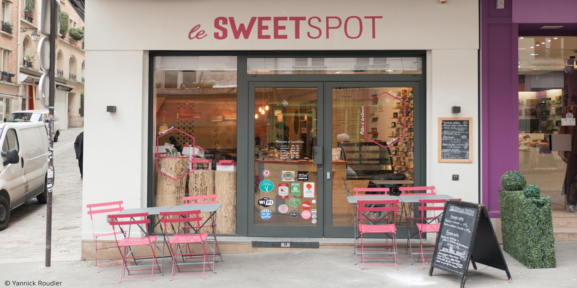 Brunch Le SweetSpot (75005 Paris 5ème)