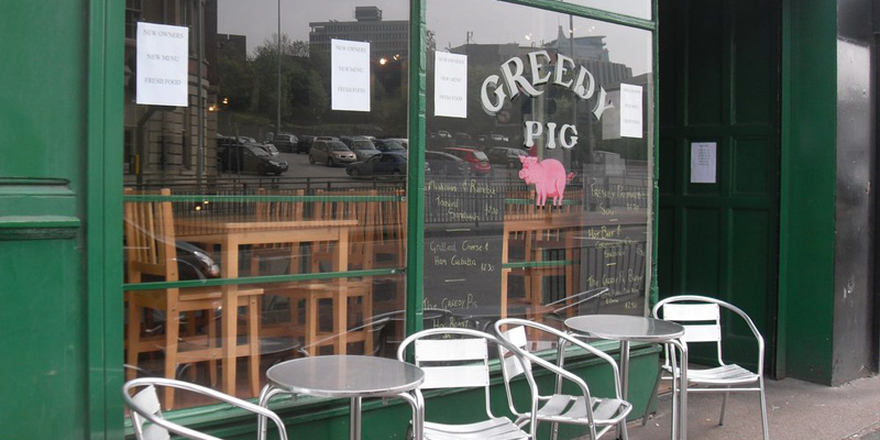 Brunch The Greedy Pig (LS27PN Leeds)