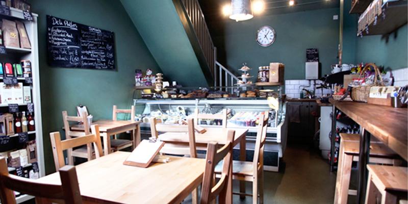 Leeds Hepworth's Delicatessen brunch