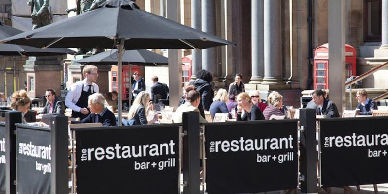 Leeds Restaurant Bar and Grill brunch
