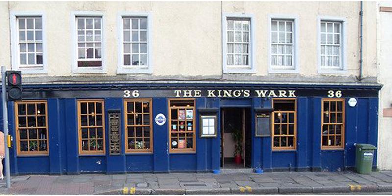 brunch Edinburgh The King's Wark brunch
