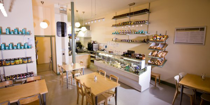 Brunch The Edinburgh Larder (EH11NB Edinburgh)