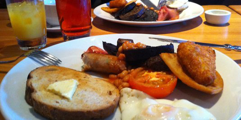 Brunch Hamilton's (EH35AU Edinburgh)