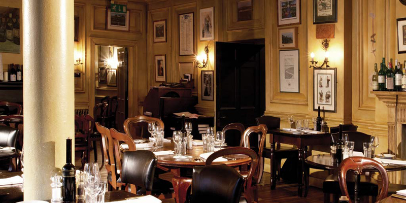 Bristol Hotel du Vin & Bistro brunch