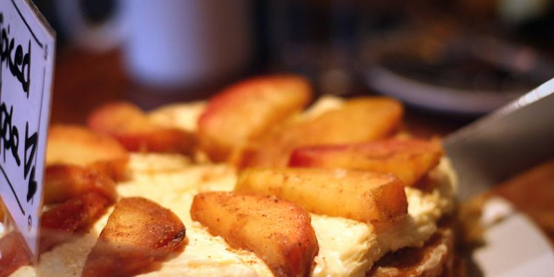 Bristol Primrose Café and Bistro brunch