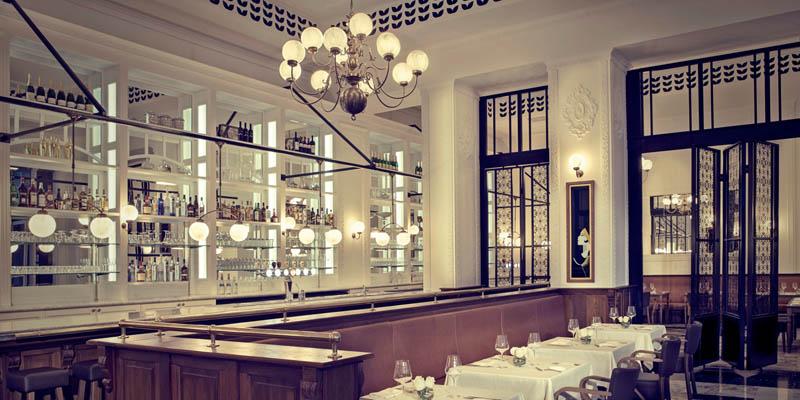 brunch Dubai Café Belge at The Ritz-Carlton brunch