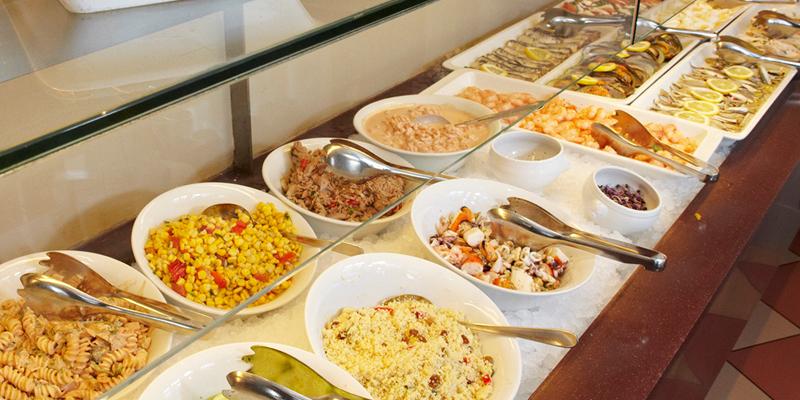 Luzern Opus Restaurant brunch
