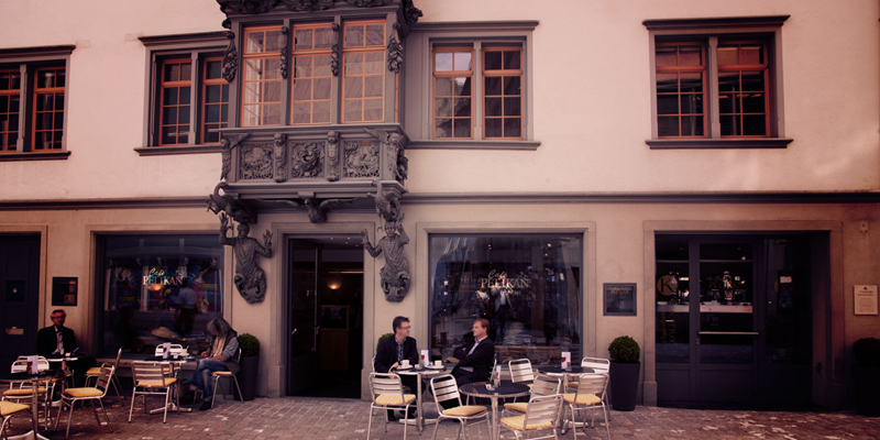 Brunch Cafe Pelikan (9000 Sankt Gallen)
