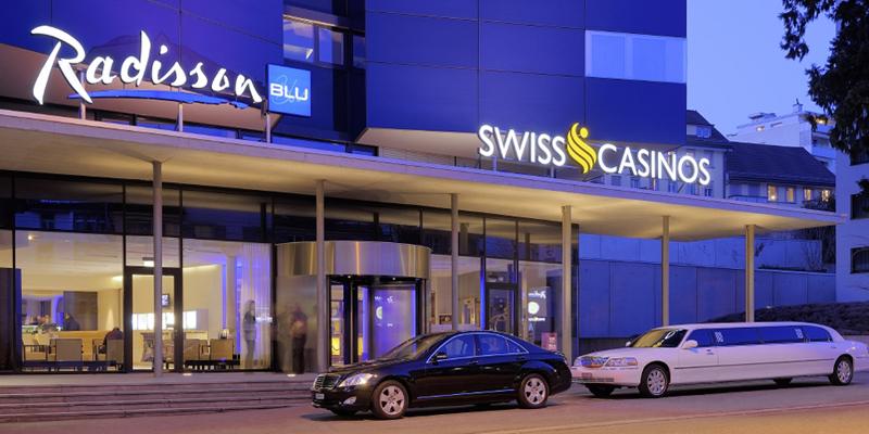 Sankt Gallen Radisson Blu Hotel brunch