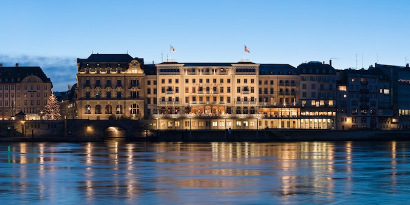 Brunch Grand Hotel Les Trois Rois (4001 Basel)