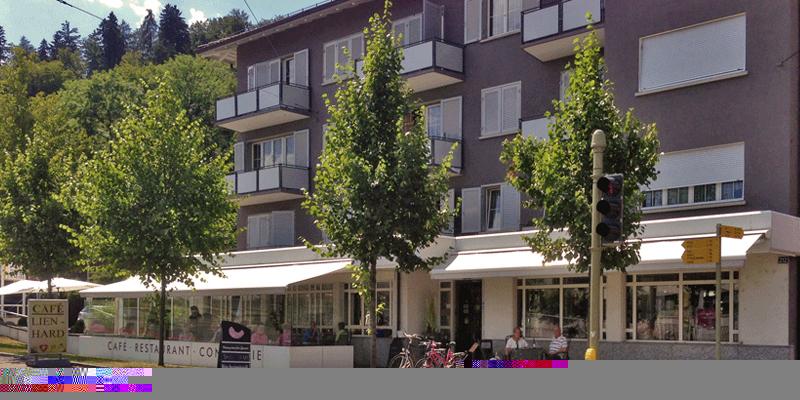 Brunch Confiserie Lienhard (8400 Winterthur)