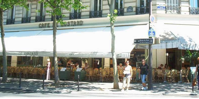 Brunch Le Rostand (75005 Paris)