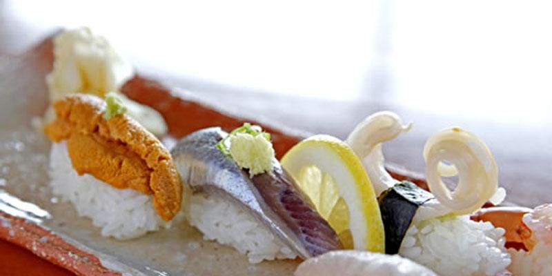 Seattle Sushi Kappo Tamura brunch